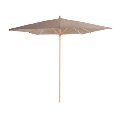 Landhausschirm rund Sonnenschirm ohne Schirmständer