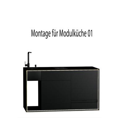 Montageservice für Masterbox Modulküche 01