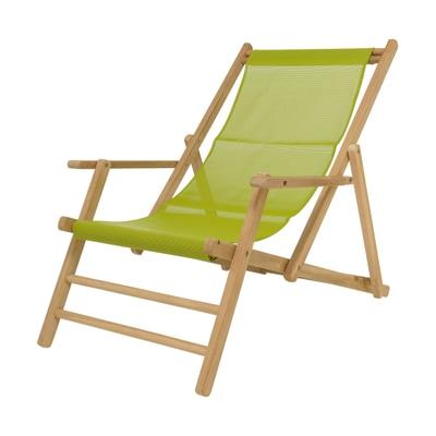 Maxx Deckchair Liegestuhl Kunststoffgewebe