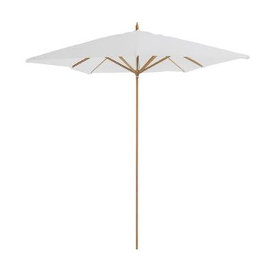 Landhausschirm quadratisch Sonnenschirm ohne Schirmständer