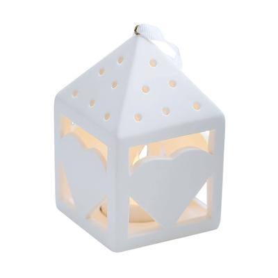 Olina Lantern Heart LED Laterne