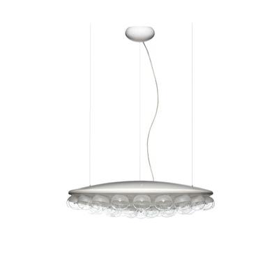 Prop Round Single LED Pendelleuchte