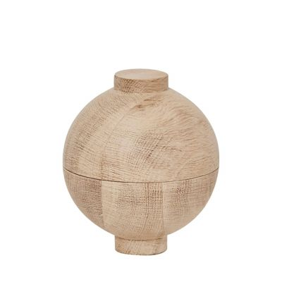 Wooden Sphere Dose