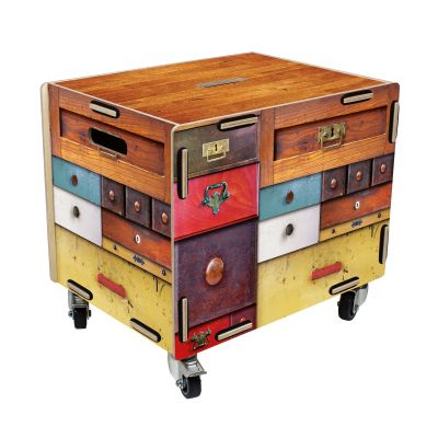 Rollbox Schubladen Rollcontainer