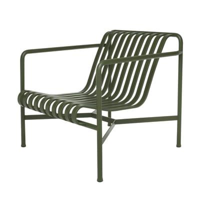 Palissade Lounge Sessel niedrige Lehne