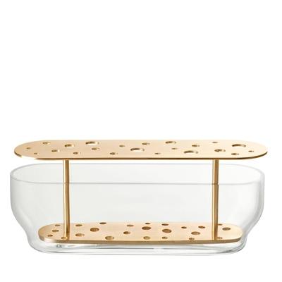 Ikebana Vase oval