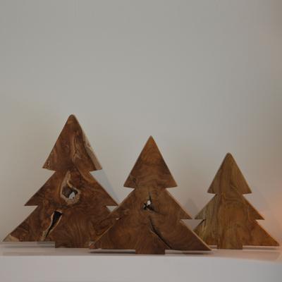 Baum Holzfigur