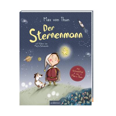 Der Sternenmann Kinderbuch