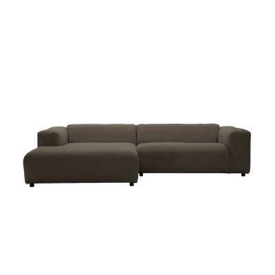 freistil 187 Sofa 1,5-Sitzer mit Longchair links