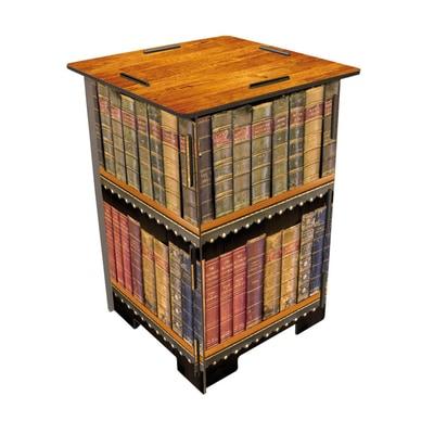 Photohocker Antike Bücher Hocker
