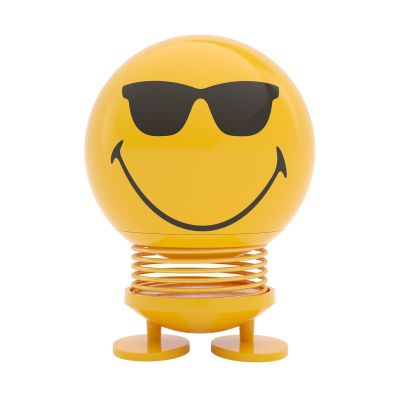 Smiley Cool Figur