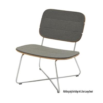 Lilium Sitzkissen für Lounge Sessel