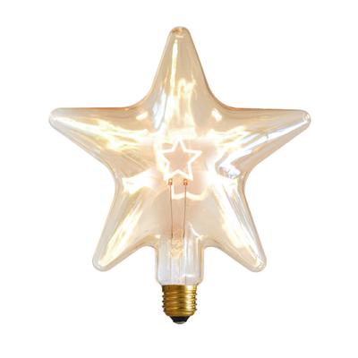 E27 LED Star Leuchtmittel 0,75W Stern