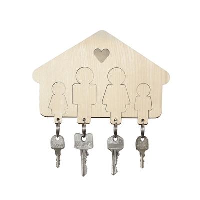Home Sweet Home Schlüsselbrett Familie