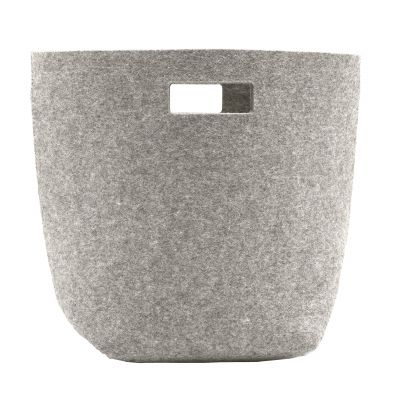 Wollfilz Papierkorb