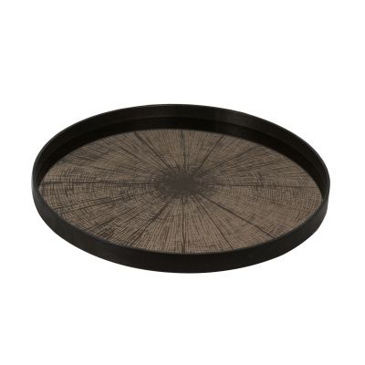 Bronze Slice Tablett