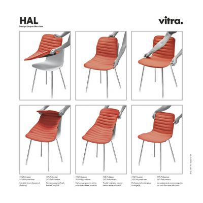 HAL Ply Sitzüberzug
