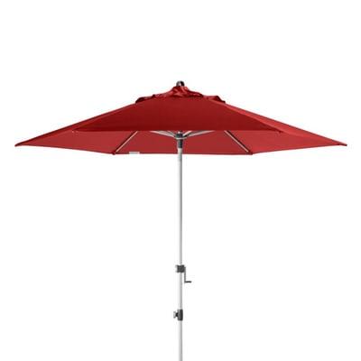 Expert Auto Tilt Sonnenschirm rund ohne Schirmständer