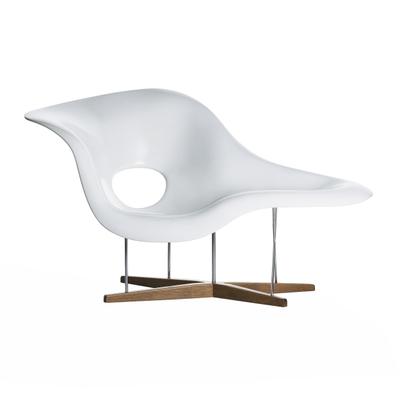 La Chaise Sessel als Liegestuhl
