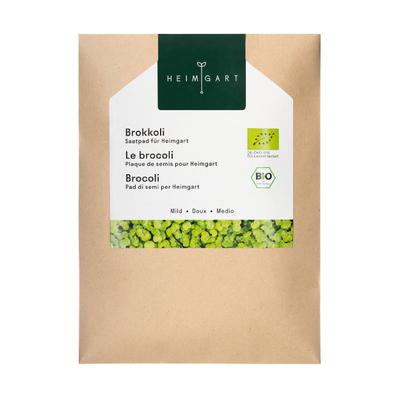 Microgreens Samen Brokkoli 3er-Set