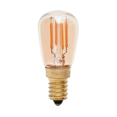 E14 LED Filament Pygmy Leuchtmittel 2 W Kolben