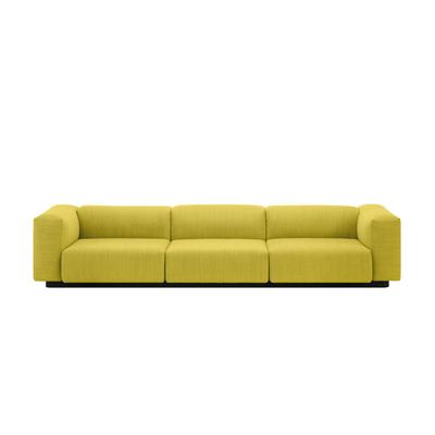 Soft Modular 3-Sitzer Sofa