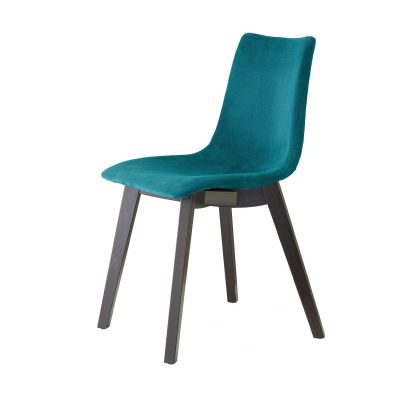 Zebra Pop Wood Stuhl