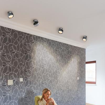 Puk Maxx Move LED Deckenleuchte Linse