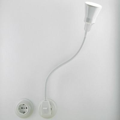 Glühwürmchen Standard LED Alu-Kegelreflektor