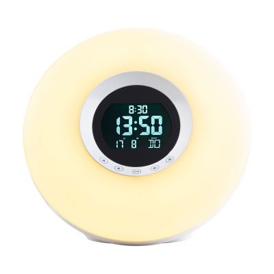 Wake-Up Light Radiowecker