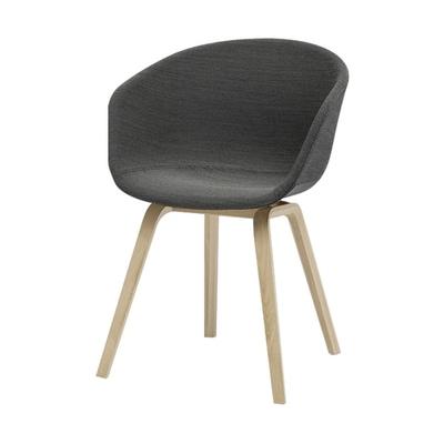 About a Chair AAC23 Polsterstuhl lackiert