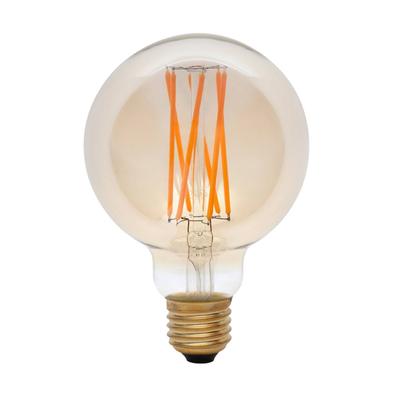 E27 LED Filament Elva Leuchtmittel 6 W G95
