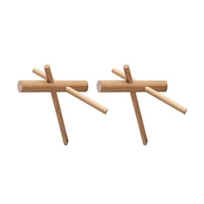Sticks Garderobenhaken 2er-Set