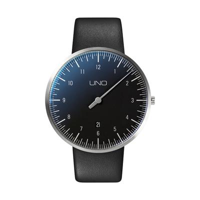 Uno Quarz Einzeiger-Uhr Armbanduhr
