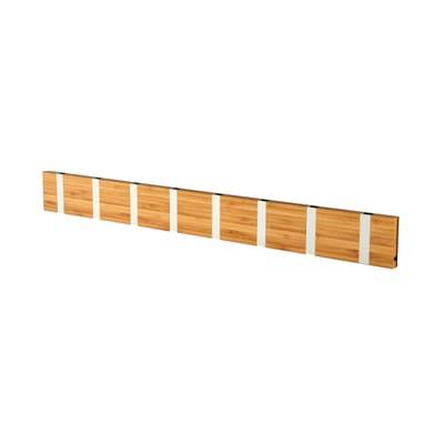 Knax 8 Bambus Garderobenleiste