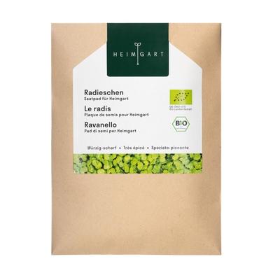 Microgreens Samen Radieschen 3er-Set