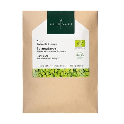 Microgreens Samen Senf 3er-Set