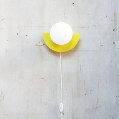 C.Lamp Wandleuchte mit Netzstecker