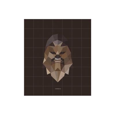 Star Wars Icon Chewbacca Bild