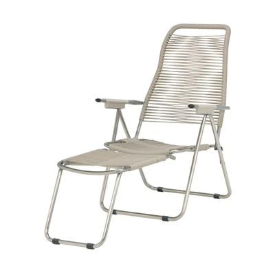 Fiam Spaghetti Liegestuhl und Sessel