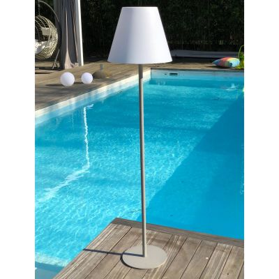 Florina Outdoor Solar LED Stehleuchte
