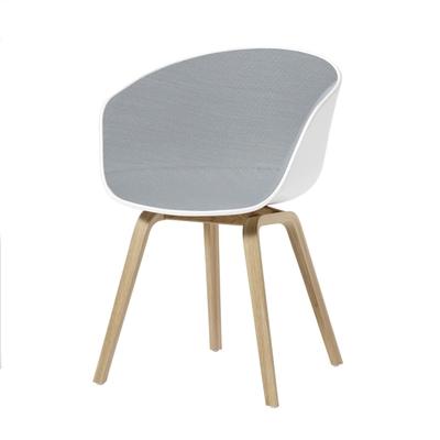 About A Chair AAC22 Spiegelpolster Stuhl lackiert