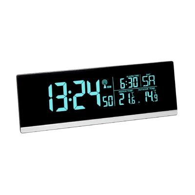 Multi-Color Funk Wecker und Thermometer