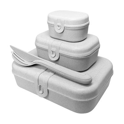 Pascal Ready Lunchbox-Set mit Klikk Besteck