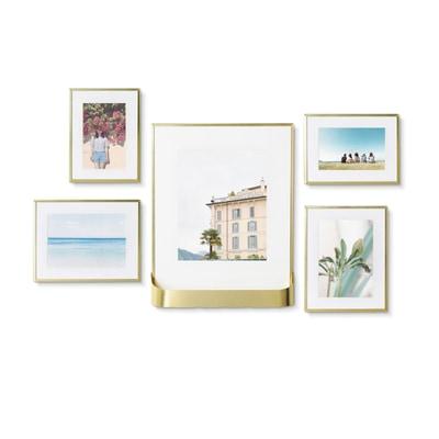 Matinee Gallery Bilderrahmen 5er-Set