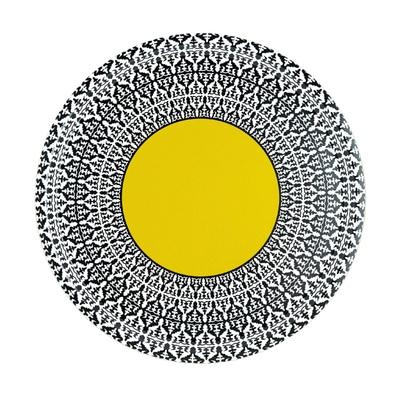 Safra Tablett rund