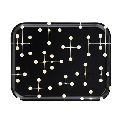 Classic Tray Dot Pattern Tablett