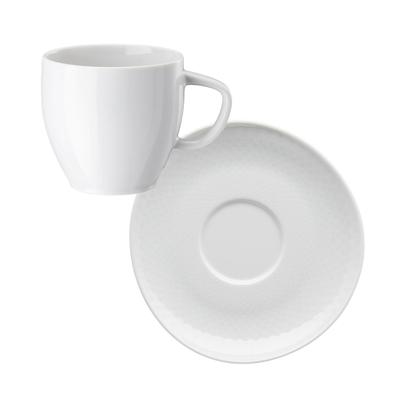 Junto Tasse mit Unterteller
