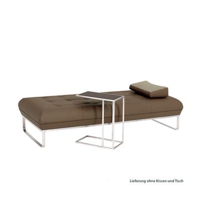 BED for LIVING Daybed Leder