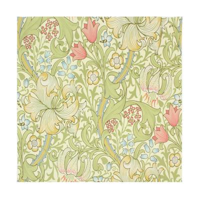 mt Casa Sheet Aufkleber Golden Lily